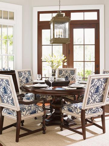 Tommy Bahama - Maracaibo Round Dining Table - 552-875C
