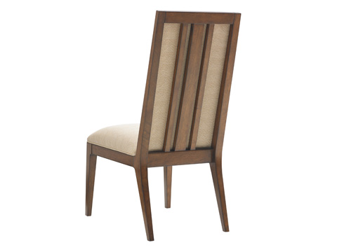 Lexington Home Brands - Natori Slat Back Side Chair - 556-880-01