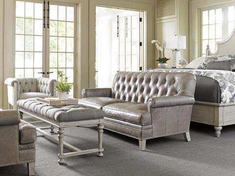 Lexington Home Brands - Bellport Bed Bench - 1773-25