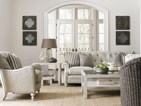 Lexington Home Brands - Harper End Table - 714-953