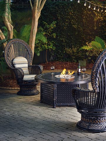 Lexington Home Brands - Outdoor Fan Chair - 3237-10