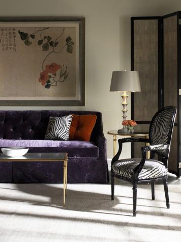 Lillian August Fine Furniture - Beckmore Host Arm Chair - LA1102C