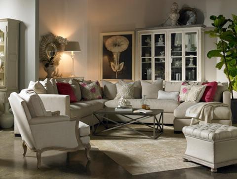 Lillian August Fine Furniture - Sophia Chair - LA1108C