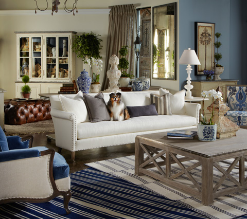 Lillian August Fine Furniture - Paris Sofa - LA7116S