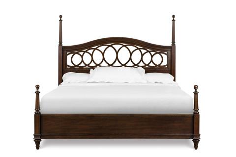 Magnussen Home - Jeanette Chestnut Poster Bed - B1960 BED