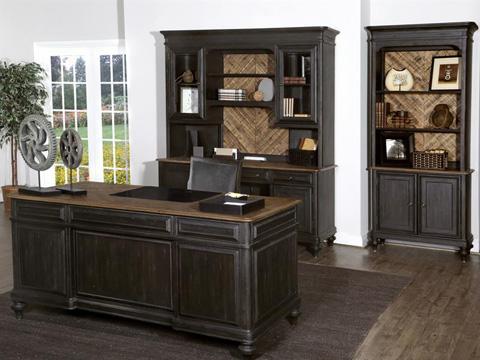 Magnussen Home - Executive Desk - H2588-02