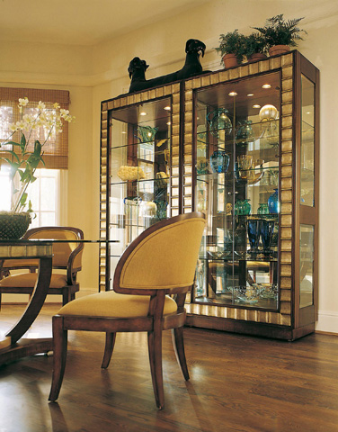 Marge Carson - Casetta Display Cabinet - CA09