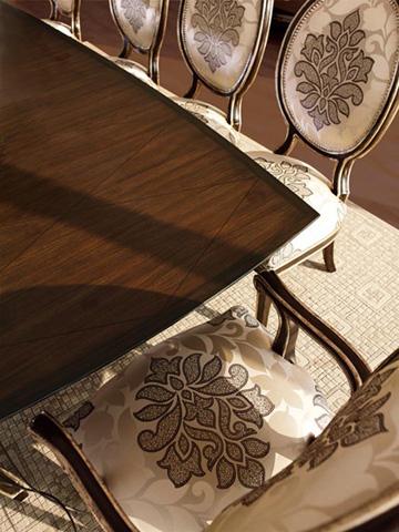 Marge Carson - Rectangular Dining Table - SBA21-1