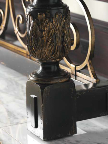 Marge Carson - Stone Top Console - SEV06