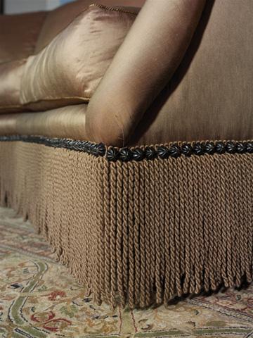 Marge Carson - Wedge Sofa - STB43W
