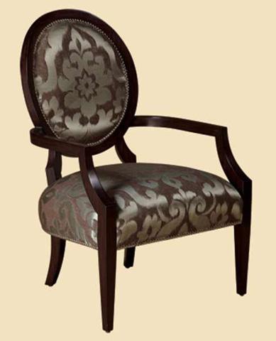 Marge Carson - Hollis Lounge Chair - HOL41
