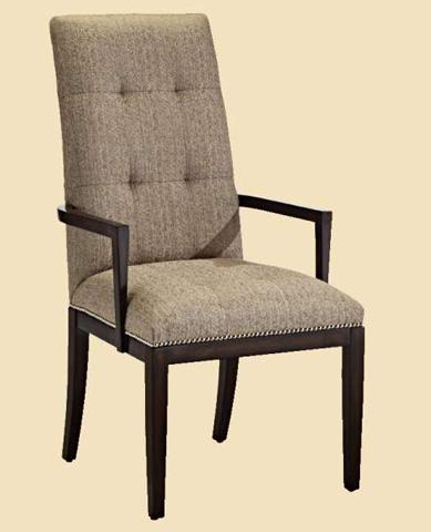 Marge Carson - Silverlake Arm Chair - SVL46