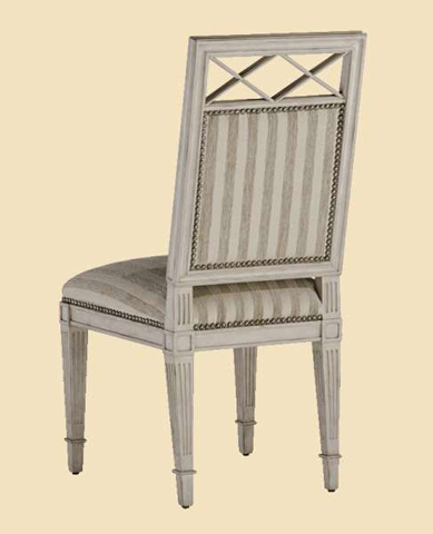 Marge Carson - Ionia Side Chair - ION65