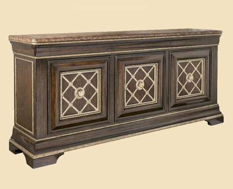 Marge Carson - Cross Channel Credenza - CRC10-1