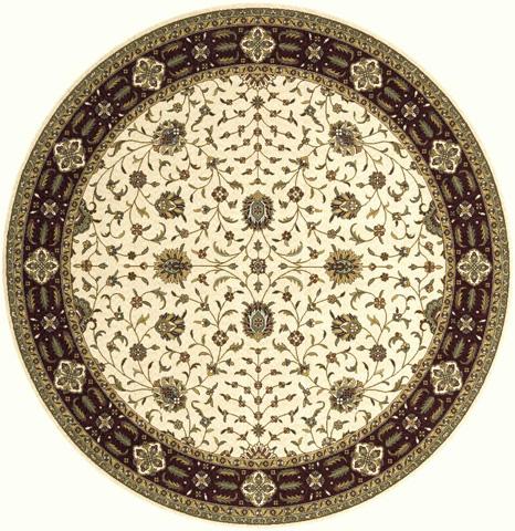 Momeni - Persian Garden Rug in Ivory - PG-08 IVORY