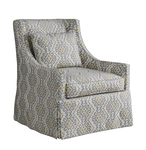 Mr. and Mrs. Howard by Sherrill Furniture - Tall Boy Chair - H419C