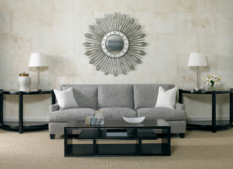 Mr. and Mrs. Howard by Sherrill Furniture - Long Sofa - H748S
