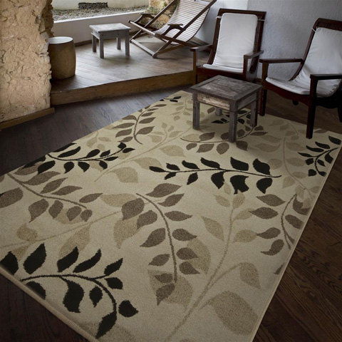 Orian Rugs - Olive Grove Driftwood 5'2