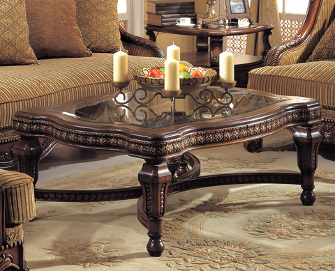 Orleans International - Parma Coffee Table - 729-007