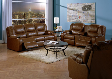 Palliser Furniture - Sofa Recliner - 41012-51
