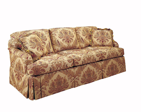 Image of English Roll Arm Sofa