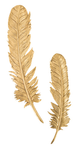 Image of Feathers Wall Art