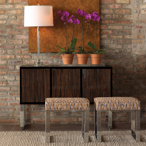 Port 68 - Dylan Black and Brown Console - AFDS-250-02