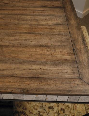 Pulaski - Alekto Rectangular Table - 201009