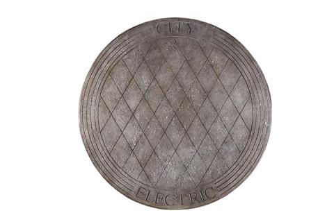 Pulaski - Vintage Tempo Metal Pub Table - 402244