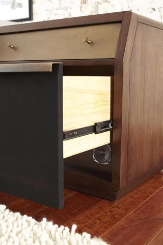 Pulaski - Modern Harmony Amp Nightstand - 403141