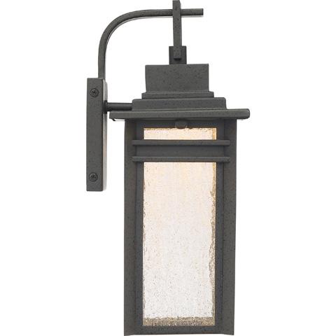 Quoizel - Beacon Outdoor Lantern - BEC8406SBK