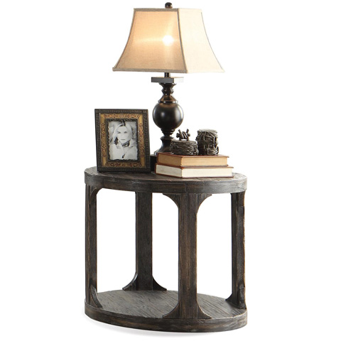 Riverside Furniture - Round Side Table - 11808