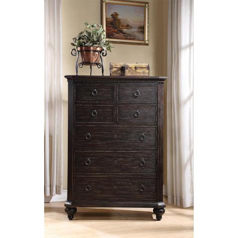 Riverside Furniture - Five Drawer Chest - 11865