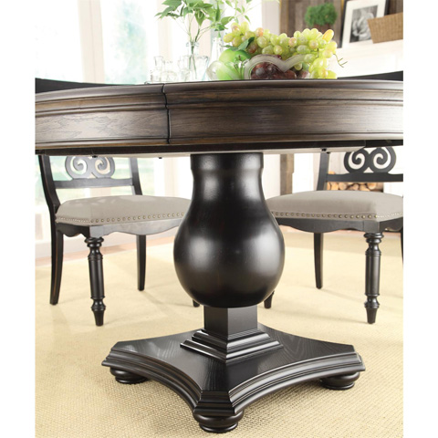 Riverside Furniture - Belmeade Round Dining Table - 15851