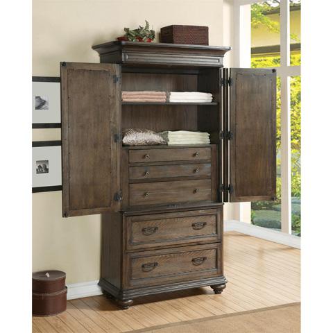 Riverside Furniture - Armoire - 15866