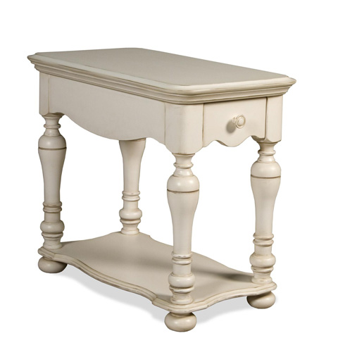 Riverside Furniture - Chairside Table - 16712