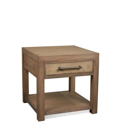 Riverside Furniture - Side Table - 26206