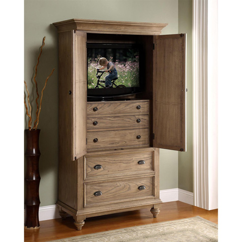 Riverside Furniture - Armoire - 32463