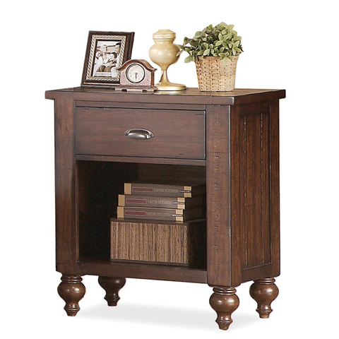 Riverside Furniture - One Drawer Nightstand - 33569