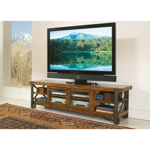 Riverside Furniture - TV Console - 3442