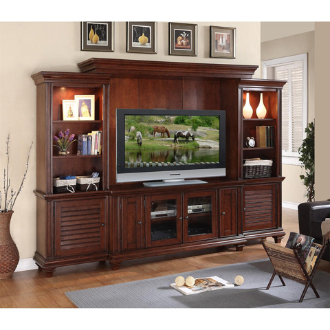 Riverside Furniture - TV Console - 42840