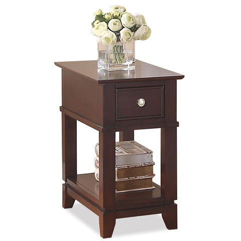 Riverside Furniture - Chairside Table - 65812