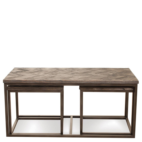 Riverside Furniture - Nesting Coffee Table - 73102
