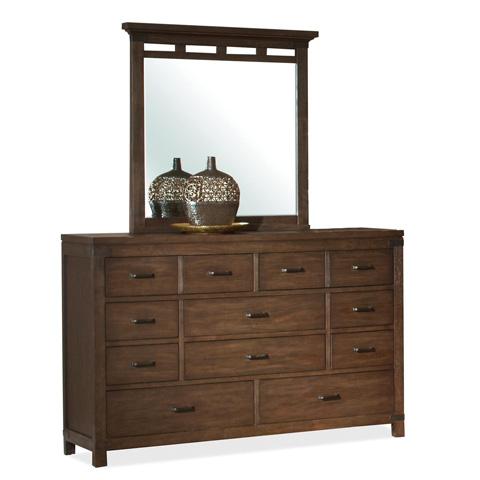 Riverside Furniture - Ten Drawer Dresser - 84560