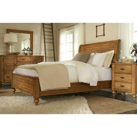 Riverside Furniture - Door Dresser - 91662