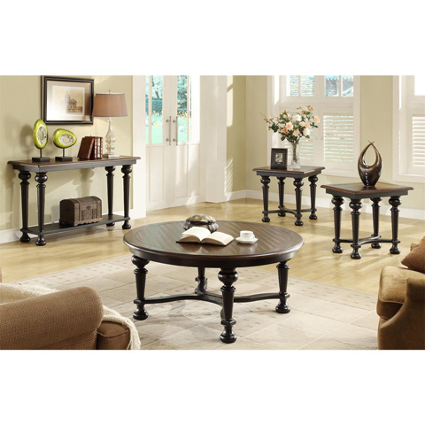 Riverside Furniture - Round Coffee Table - 92603