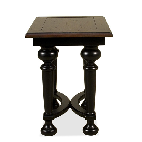 Riverside Furniture - Chairside Table - 92612