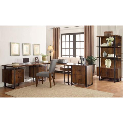 Riverside Furniture - Double Pedestal Desk - 98832