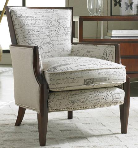 Sam Moore - Nadia Exposed Wood Chair - 4508SM