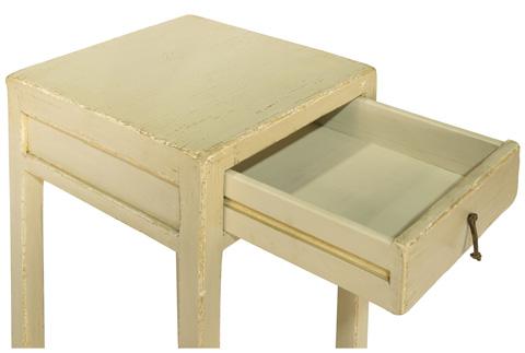 Sarreid Ltd. - Beijing Tea Table - 29702